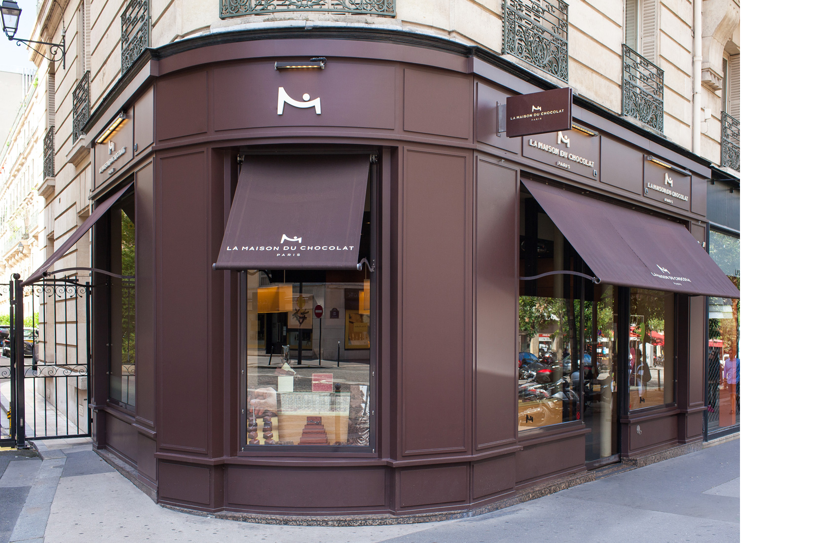 la maison du chocolat paris mycityhighlight. Black Bedroom Furniture Sets. Home Design Ideas