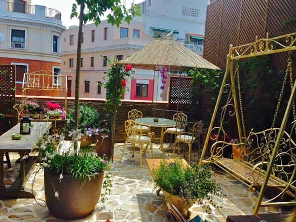 El Jardin Secreto Madrid Mycityhighlight