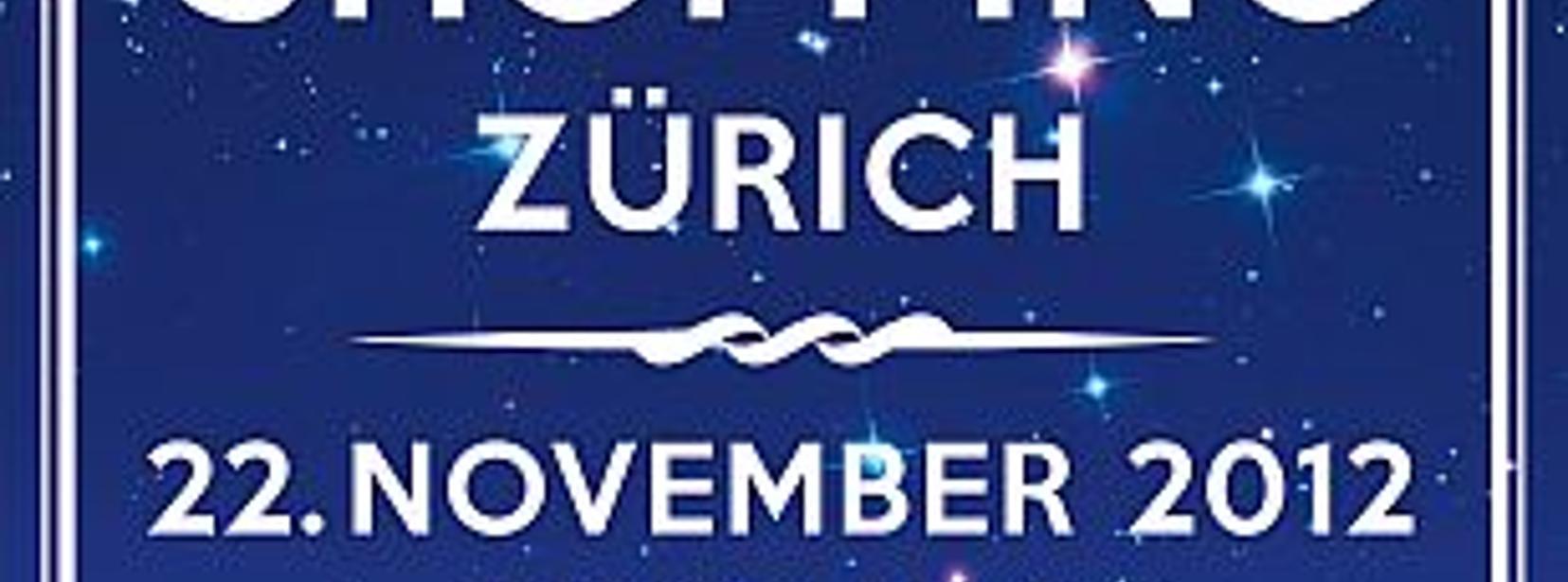 Zurich coupon book