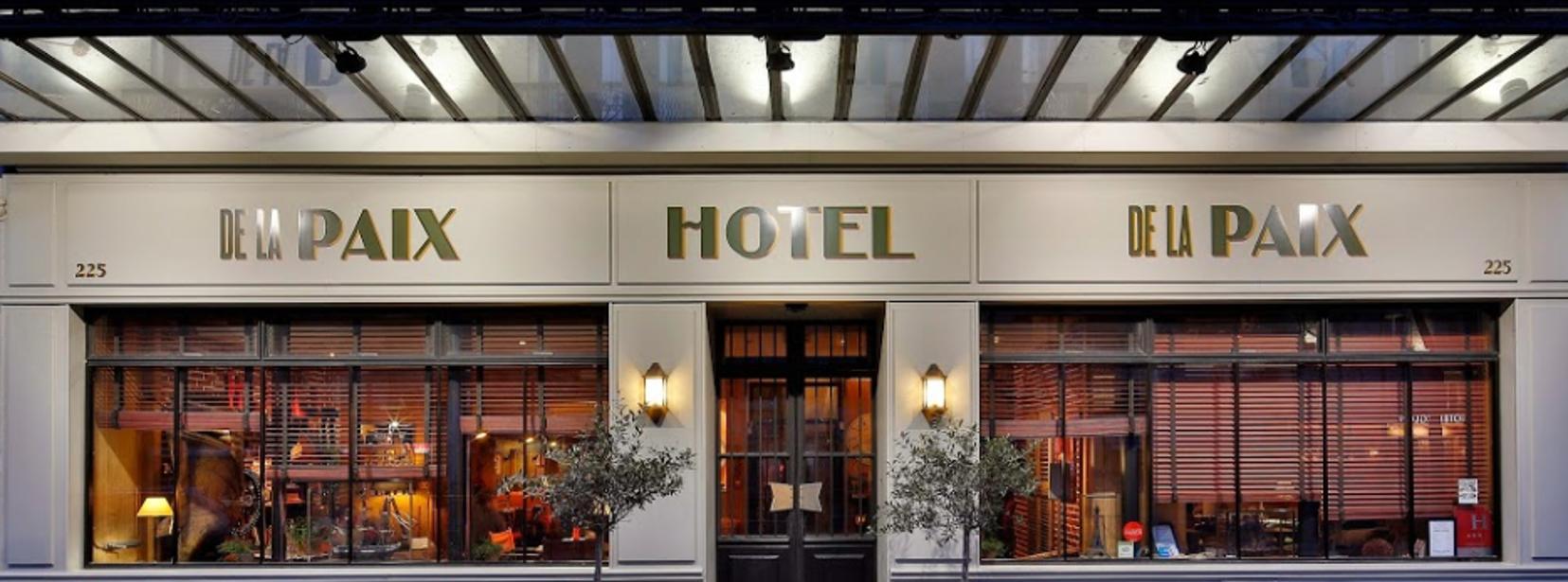 Hotel De La Paix Montparnasse Hatel De La Paix Montparnasse Paris Mycityhighlight