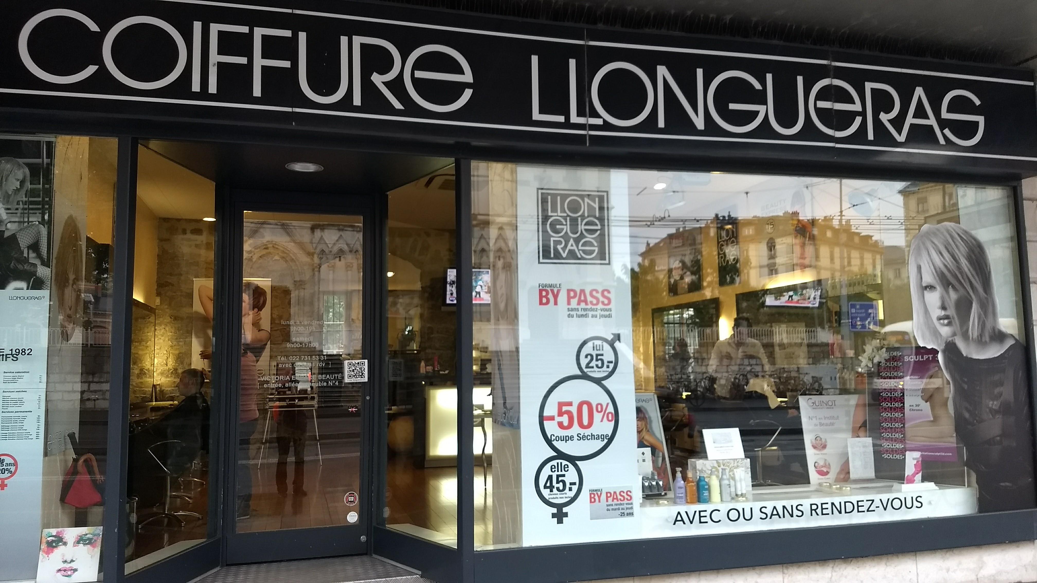 Salon de Coiffure Llongueras - Friseur | Genf | MyCityHighlight