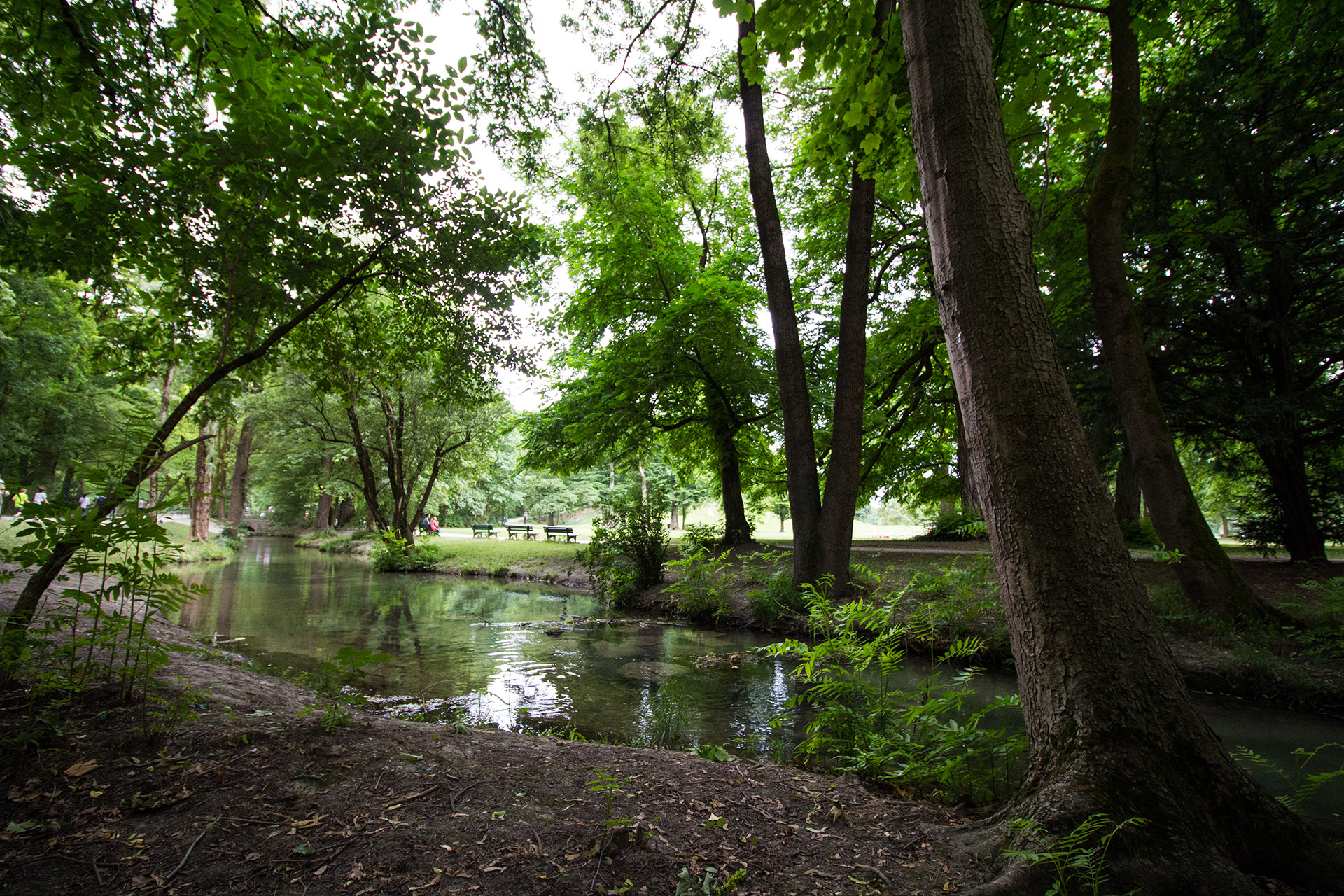 Englischer Garten | München | MyCityHighlight