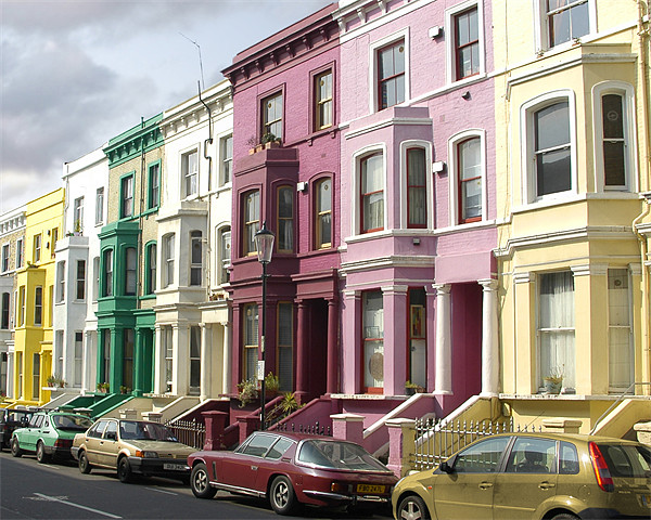 Notting hill london mycityhighlight for House notting hill