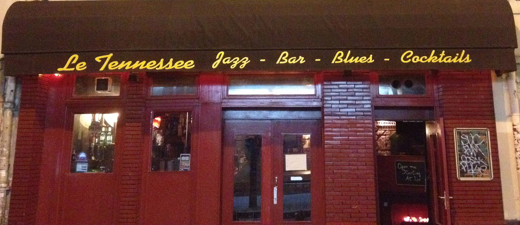 Tennessee Jazz Bar | Paris | MyCityHighlight