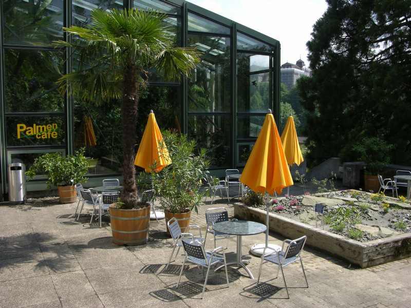 Botanischer Garten Bern