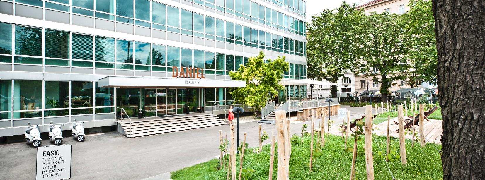 Hotel Daniel Vienna Vienna Mycityhighlight