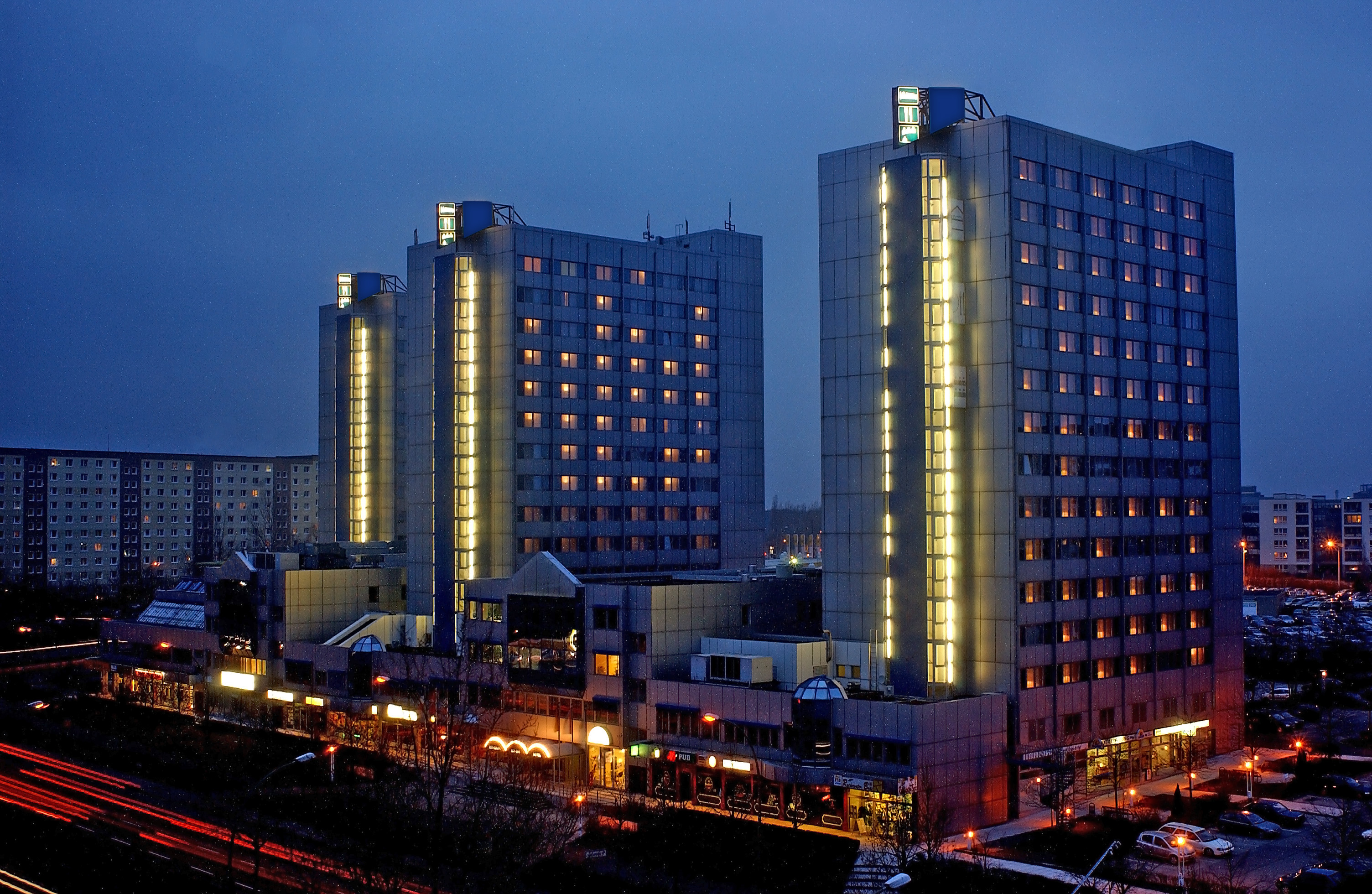 Hotel Berlin East Landsberger Allee