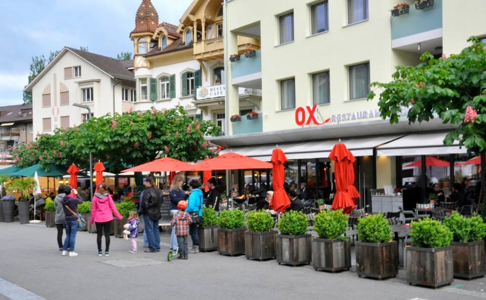 Cafe De Paris Interlaken