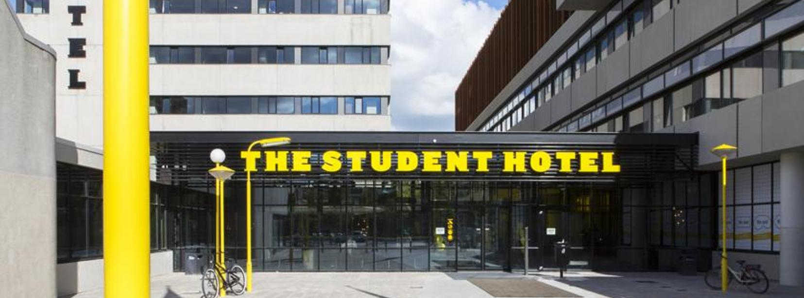 The Student Hotel Amsterdam Superior